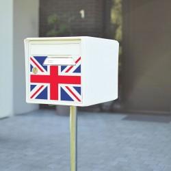 Boîte aux lettres 2 portes