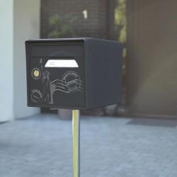 Pack Echo Show 5 Noir + 2 Ampoules E27 PlugnSay 1874 Bulb compatibles Amazon Alexa