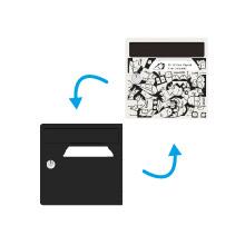 portes interchangeables